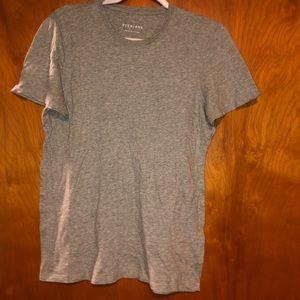 Women Everlane gray tshirt tee size xl